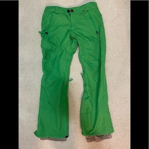 686 Snowboard Ski Pants Men's Small